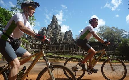 Angkor Wat Sunrise 9-Hour Bike Tour