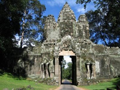 Full-Day Tour of Angkor Temple Complex