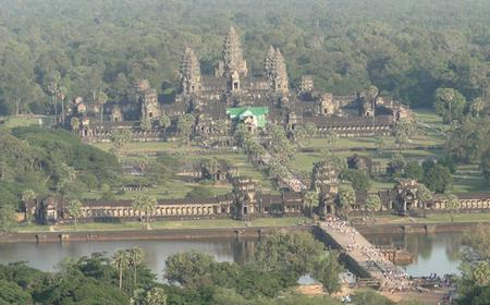 Siem Reap: Full-Day Angkor Wat and Ta Promh Tour