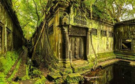 Beng Mealea Temple & Kampong Kleang Day Trip