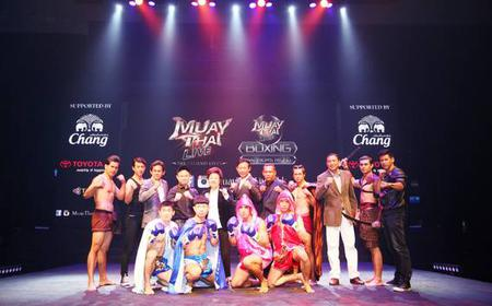 Bangkok: Muay Thai Boxing – The Legend Lives Ticket and Show