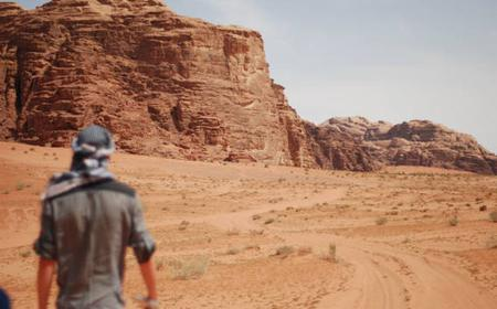 2-Day Tour from Jerusalem: Petra, Jerash and Amman