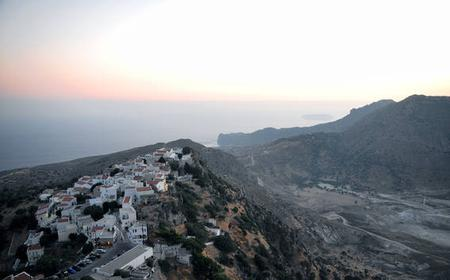 From Kos: Nisyros Island Volcano and Panagia Spiliani