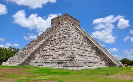 Cancun Chichen Itza on Your Own