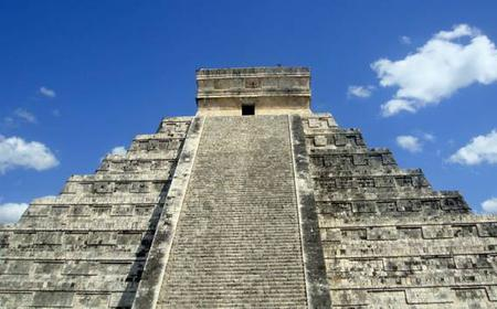 Cancun: Chichen Itza Light & Sound Show 'Noche de Kukulcán'