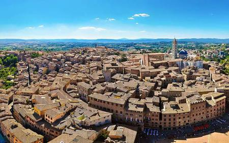 Guided Walking Tour of Siena