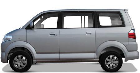 Bali Airport Transfer < > Amed - One Way Transfer Service with a Suzuki APV van