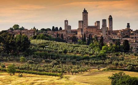 From Siena: San Gimignano Half-DayTour