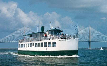 90-Minute Historic Charleston Harbor Tour