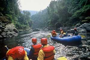 Chiang-Mai Rafting & Zip Line 2-Day Adventure with Homestay