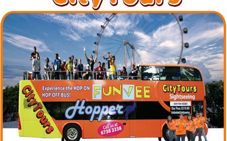 FunVee Singapore 1-Day City Hopper