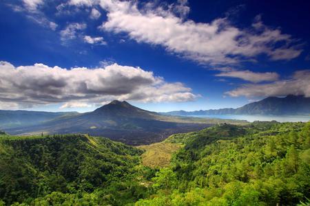 Mountain Cycling Tour at Mount Batur