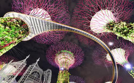 Singapore Gardens by the Bay: Day Admission Tickets