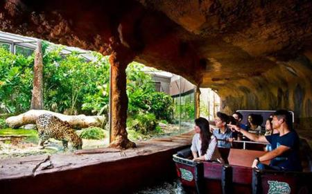River Safari Singapore Entrance Ticket