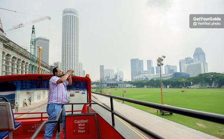 Singapore Sightseeing Hop-On Hop-Off Tour