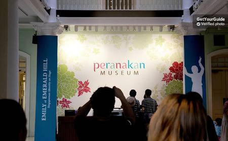 Peranakan Trail with Food Tasting