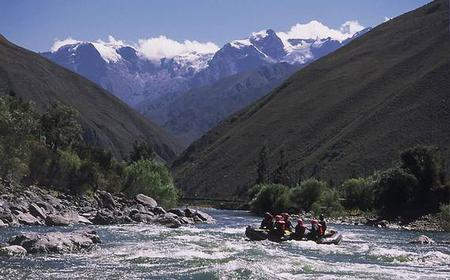 Cusco: Full-Day River Rafting Adventure