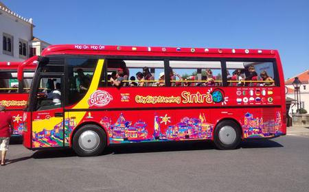 Sintra City-Sightseeing Bus Hop-On Hop-Off
