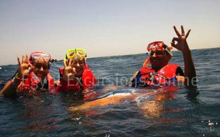 Dahab Snorkeling, Safari and Culture Full-Day Trip
