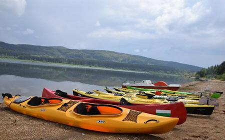 1-Day Kayak Tour at Skar Lake