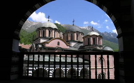 Seven Rila Lakes & Rila Monastery Full-Day Tour