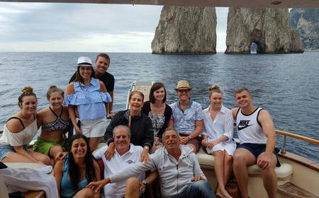 Sorrento Coast Cruise 1-Hour Tour
