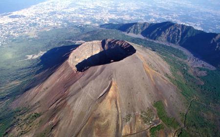 Mount Vesuvius Half-Day Tour