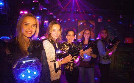 Amsterdam Powerzone Laser Tag
