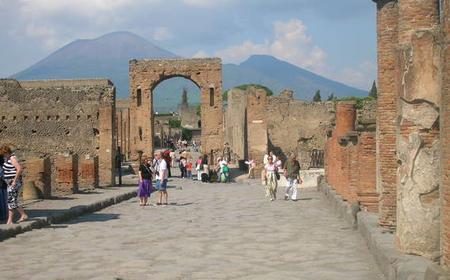 Pompeii Half-Day Tour