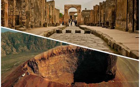 Pompeii and Vesuvius Full-Day Tour