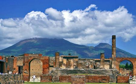 From Sorrento: Full-Day Pompeii and Herculaneum Tour