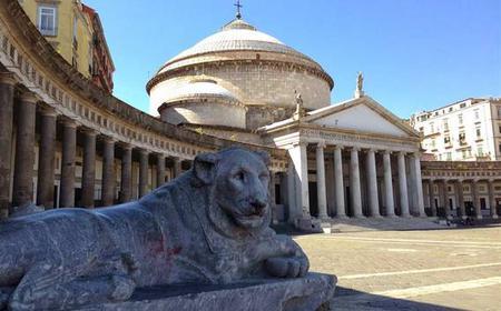 Naples: Eat, Pray, Love Full-Day Tour from Sorrento