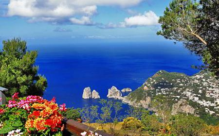Capri and Anacapri Full-Day Tour