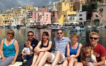Sorrento to Capri Island FD Semi-Private Excursion