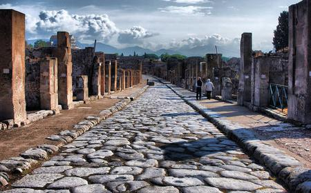 Half-Day Pompeii Tour from Sorrento