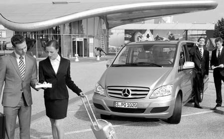 Naples: 1-Way Private Airport Transfer from Sorrento