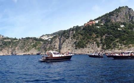 Sorrento to Amalfi Coast FD Semi-Private Excursion
