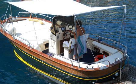 Amalfi Coast: Full-Day Cruise with Lunch
