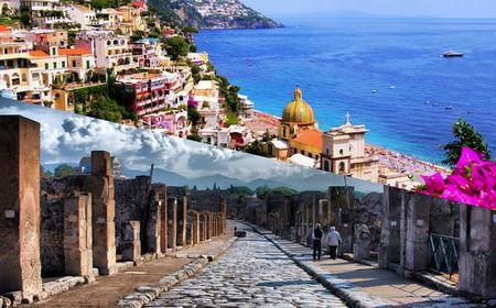 Amalfi and Pompeii Full-Day Tour