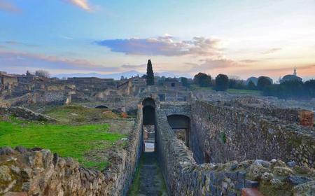 Full-Day Amalfi Coast & Pompeii Tour