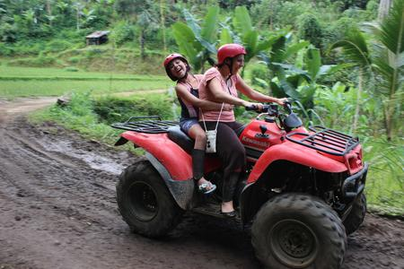 Off Road Quad or Buggy and Rafting