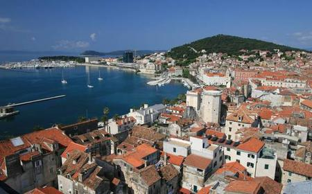 Split: 2-Hour Grand Diocletian Bus and Walking Tour