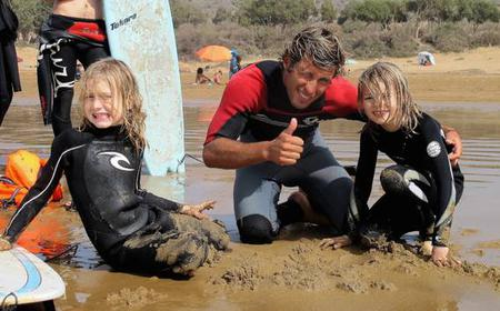 Surf Lesson for Kids