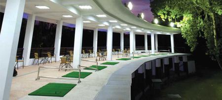 Golf Driving Range Private Lesson in Sanur