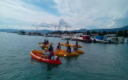 Split Kayaking Tour