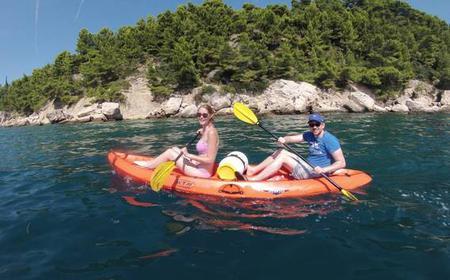 Split Morning Kayaking Tour
