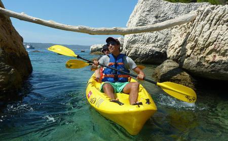 From Split: Sea Kayaking Morning Tour