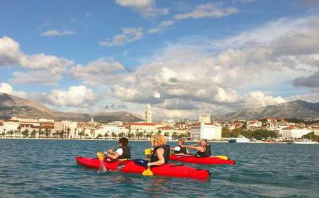 Split 4-Hour Guided Sea Kayak Tour