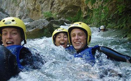 Canyoning on Cetina River: Full-Day Tour from Split