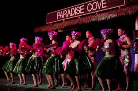 Paradise Cove Luau